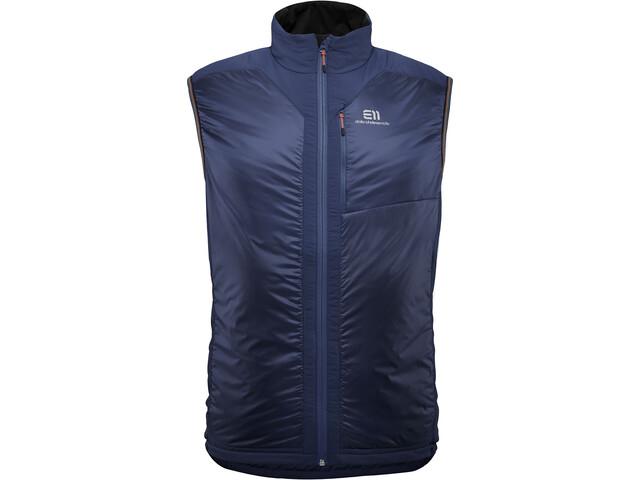 Elevenate M's Bdr Insulation Vest Twilight Blue